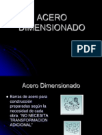 A Cero Dimension a Do