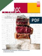 La carne, calidad y seleccion