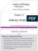 Chapter 8 - Industry Analysis