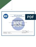 NSF Manufacturing 09