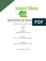 Report e Practica