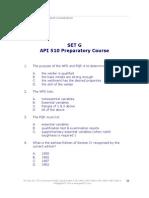 API 510 QB G-I
