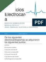 Ejercicios Electrocardiograma