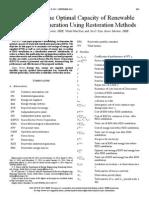 2014 Sept. Determine OC of DG Using Restore 06762945
