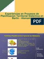 Clase Experiencias Planificacion Sistemica Alemania -Chile-tacna