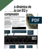 EQ y Compresores