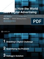 Changing How the World Sees Digital Advertising