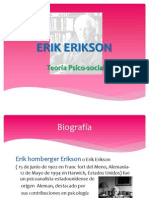 Diapositivas Erik Erikson