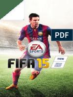 Fifa 15 Manuals PC Es