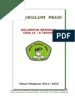 Kurikulum PAUD KB Merpati.doc