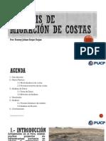 Análisis de Migración de Costas
