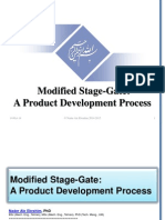 Modified Stage-Gate
