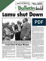 Friday Bulletin 600...
