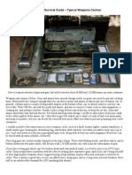 A Long-Term Survival Guide - Typical Weapons Caches