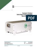 Compact Outdoor SSPA 200381 RevAA