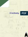 3D Solid Modeling