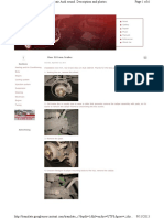 BlindHorse.ru Installation 310mm Rear Brake Discs Audi 100 S4