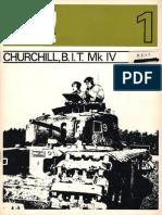 Profile AFV Weapons 01 - Churchill British Infantry Tank Mk. IV