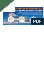 141031 El Economista-Gibraltar Lanza Una Bolsa Para Fondos Que Competirá Con Luxemburgo o Suiza en 2015 pp.1, 3, 20 y 21