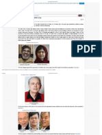 List of Nobel Prize Winners 2014