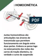 Junta Homocinetica