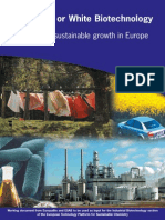 White Biotechnology_A Driver of Sustainable Growth in Europe