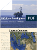 LNG Plant Development at Cyprus