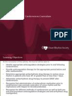 Cardioversion Curriculum