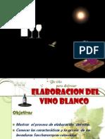Elaboracion Del Vino a partir de la uva