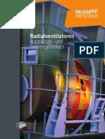 Radialventilatoren