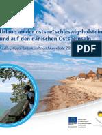 Urlaub an der ostsee*schleswig-holstein und auf den dänischen Ostseeinseln