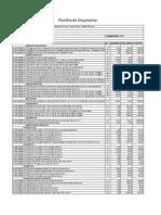 Planilha - Curso Eng Orçamento