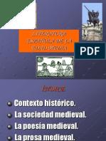 259_LITERATURA ESPAÑOLA DE LA EDAD MEDIA (1).ppt