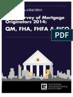 QM Survey Report 2014