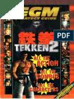 Tekken 2 - EGM Unofficial Strategy Guide