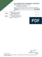 Pre Ph.d-revaluation Result