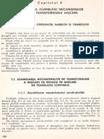 C.9.Tehnologia Asamblarii Mecanismelor Pentru Transformarea