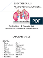 Case Tumor Kelenjar Adrenal
