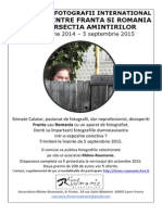 Concurs de Fotografii International