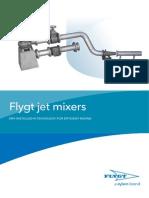 Flygt Jet Mixer