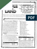 Sky Realms of Jorune People of the Land