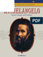Michelangelo - Painter, Sculptor, And Architect