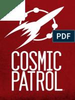 Cosmic Patrol - Catalyst Game Labs - Core Rulebook