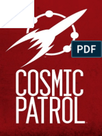 Cosmic Patrol - Catalyst Game Labs - Core Rulebook