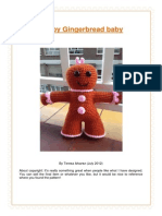 2012 Gingerbread