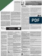 Apostol  Teresiano 7ma Edicion, Oct 2014