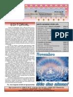 """Jornal """"Sê..."""", edição de Novembro de 2014"""