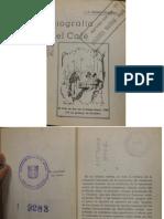 Biografia Del Café. Jorge Antonio Osorio Lizarazo