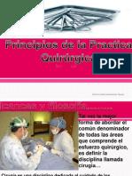 Principios Basicos de La Tecnica Quirurgica