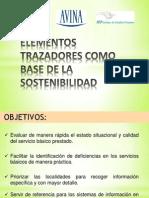 Indicadores Trazadores (1)